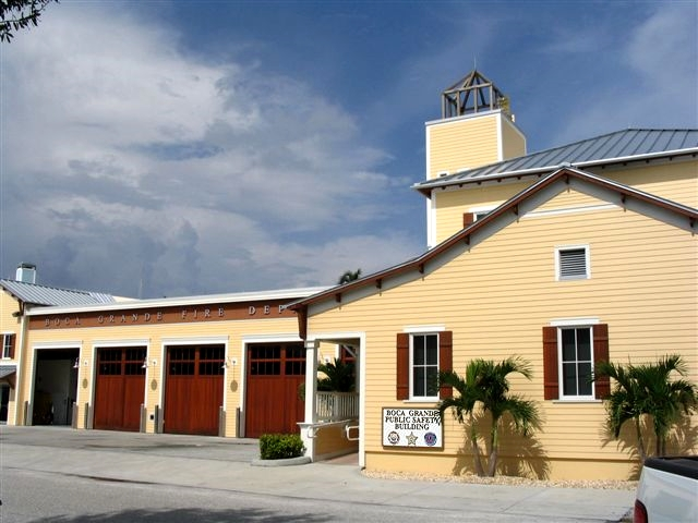 Lemon Bay Glass_Boca Grande Fire Department