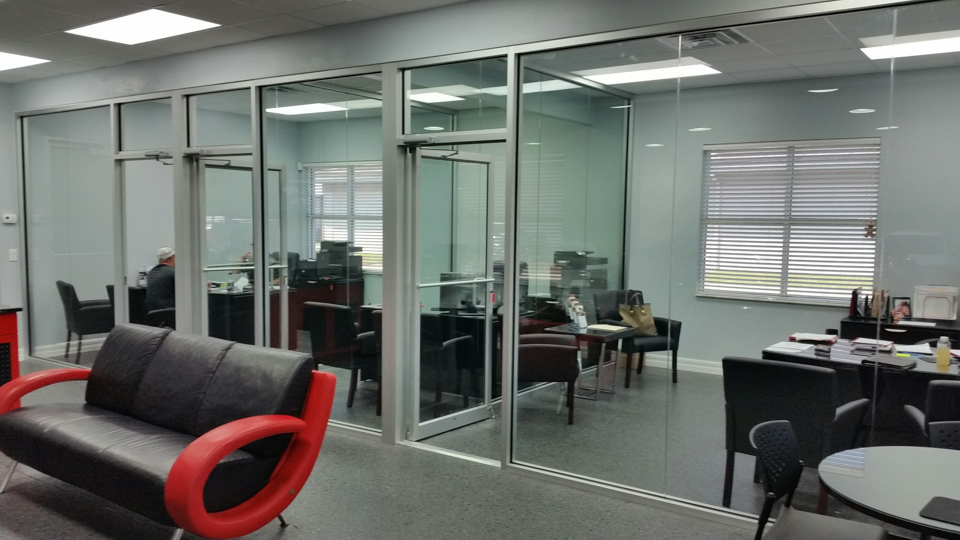 Commercial Glass Interior - LemonBayGlass--5