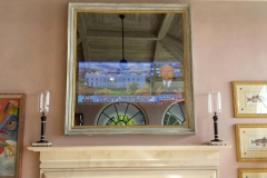 Lemon Bay Glass Englewood FL_TV Frame mirror