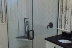 Lemon-Bay-Glass_Clear-Semi-Framed-Shower-Enclosure_Modern-Oil-Rubbed-Bronze-finish_13574