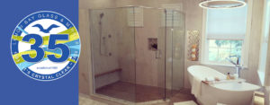 Custom Shower Enclosure_Lemon Bay Glass_Englewood