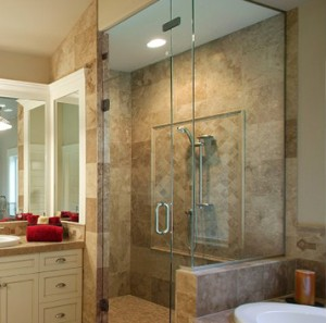 Custom Residential Shower