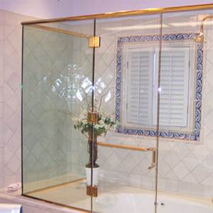 LBGM Shower Enclosure