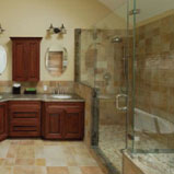 A Bathroom Facelift Easily Done