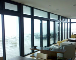 Impact Resistant Windows on Island Home