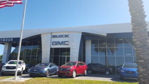 Lemon Bay Glass_Seymour Buick_Storefront Solutions