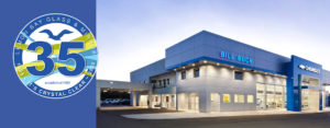 35yrs_Lemon Bay Glass_Commercial Glass Projects_Storefronts_Impact Windows and Doors_Bill Buck Chevrolet