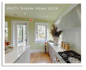 HGTV Dream Home Kitchen 2013