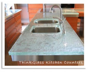 ThinkGlass Countertop Ideas