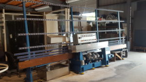 Lemon Bay Glass_Glass and Mirror Company_Edging Machine_2017