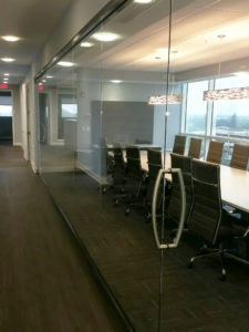 Lemon Bay Glass Conference Room