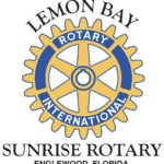 Lemon Bay Sunrise Rotary_Lemon Bay Glass
