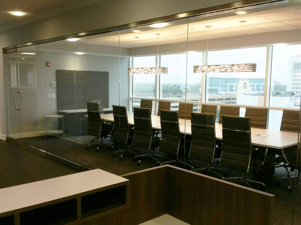 Lemon Bay Glass_Conference Room_Storefront