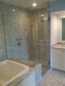 Lemon Bay Glass_Shower Enclosure