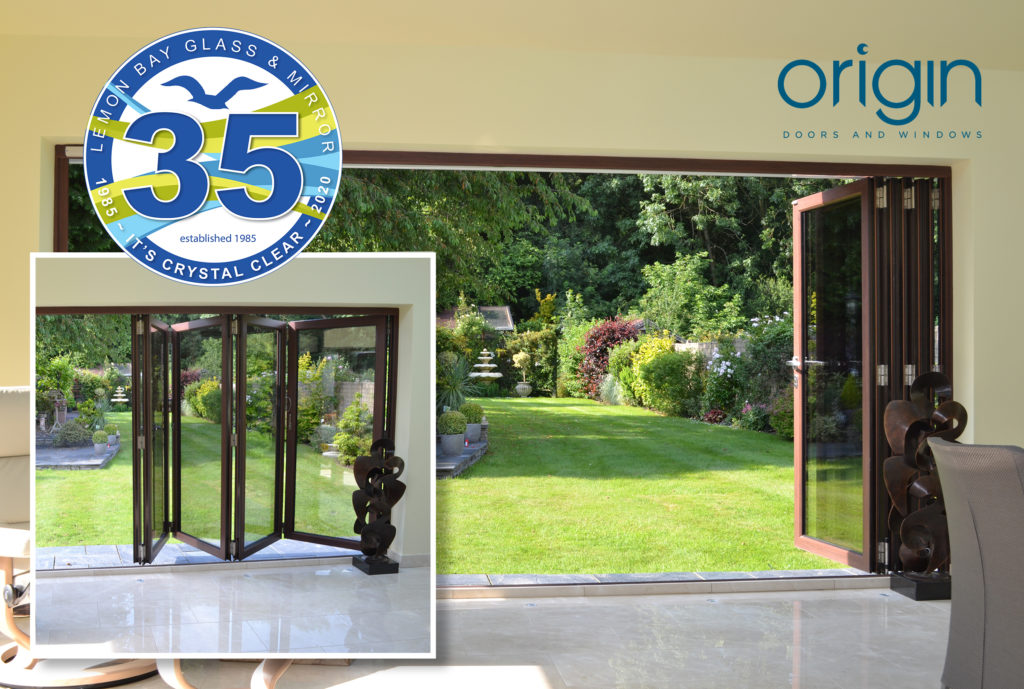 Lemon Bay Glass_Origin Bi-folding Doors and Windows