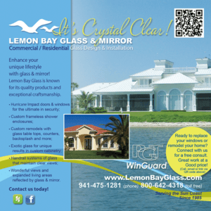 Waterside Grill and Lemon Bay Glass