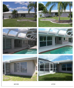 Lemon Bay Glass_Replacement Windows and Doors_Before and After