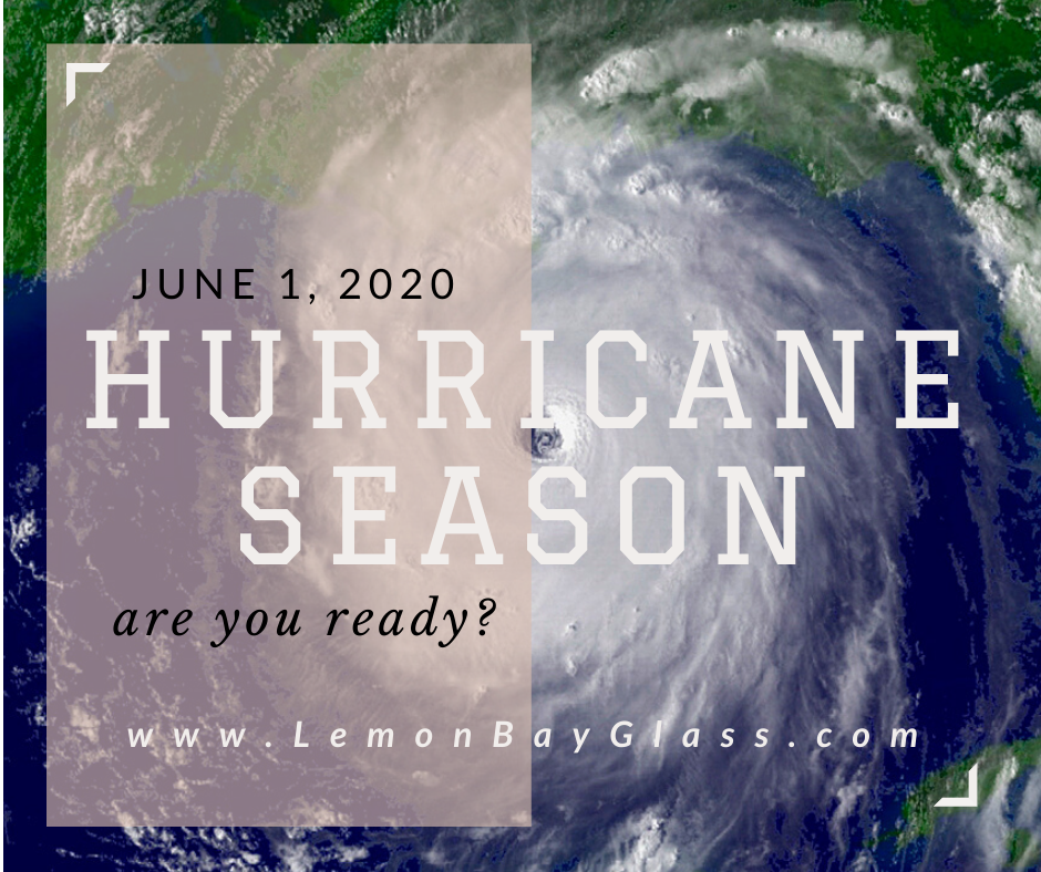 Hurricane Season 2020_Lemon Bay Glass