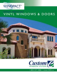 Windpact Plus Brochure_Impact Resistant Windows and Doors